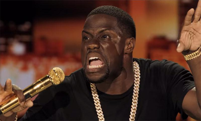 Mom Of Comedy Star Kevin Hart Used Brilliant Strategy To Get Him To