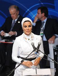 Moza Bint Nasser - Wikipedia