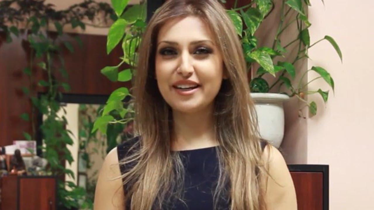 Mozhdah Jamalzadah ''ET Canada Host'' Ad - YouTube