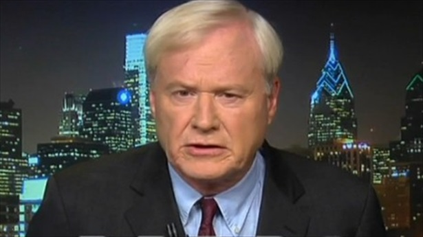 MSNBC'S Chris Matthews Says He Supports RACIAL REPARATIONS (VIDEO)