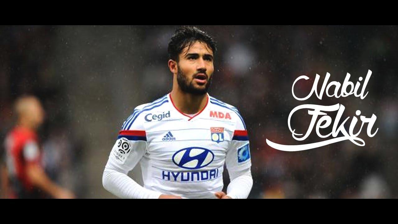 Nabil Fekir - French Talent   Best Goals & Assists - 2015 HD - YouTube