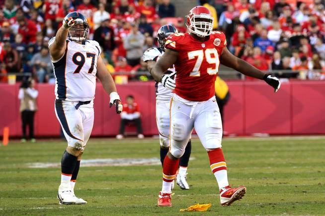 New Broncos Tackle Donald Stephenson Ready To    Join The Party        The