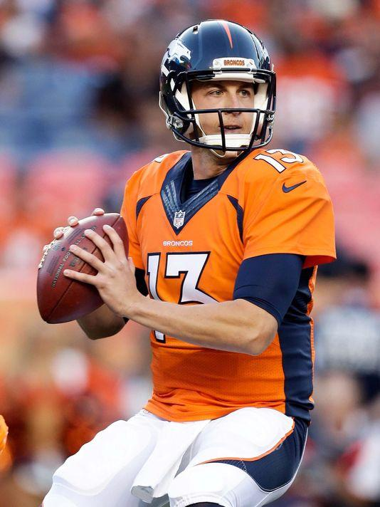 New Denver Broncos Starting QB Trevor Siemian: Who Is This Guy?