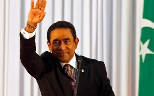 New Maldives President Abdulla Yameen Coming To India In December