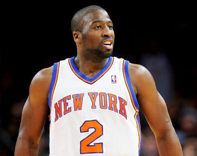 New York Knicks Point Guard Raymond Felton Arrested On Gun Charges