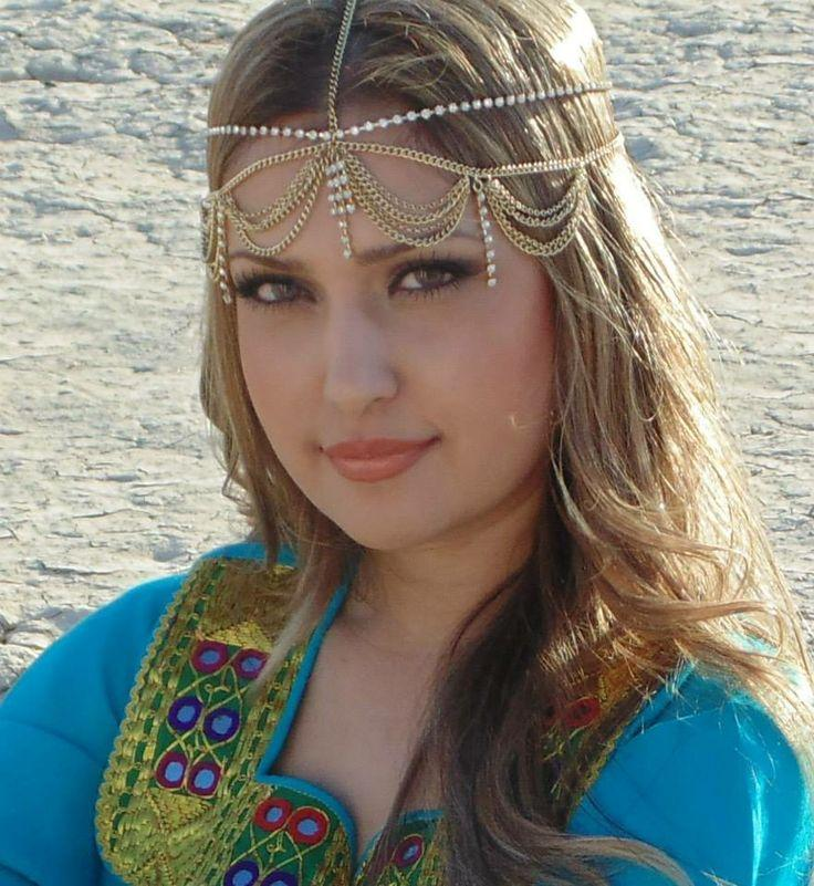 Nice Drees/ Makeup /Afghan Girl/ Mozhdah Jamalzadah   Afghan Girl