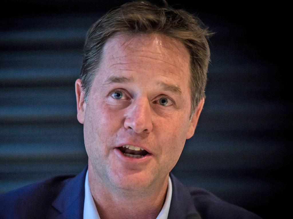 Nick Clegg Accuses Conservatives Of 'rigging The Rules' In Attempt