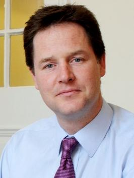 Nick Clegg - Simple English Wikipedia, The Free Encyclopedia
