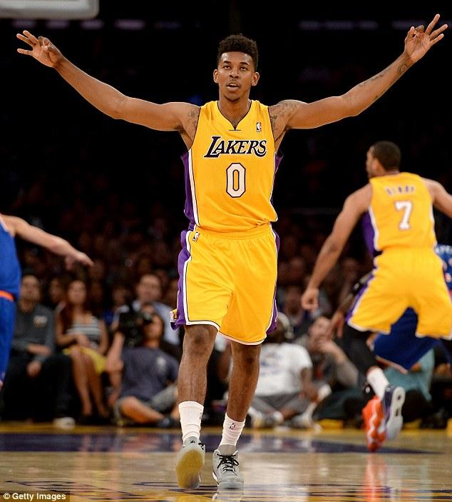 Nick Young Settles With Woman Who Accused The Lakers Star Of Rape In