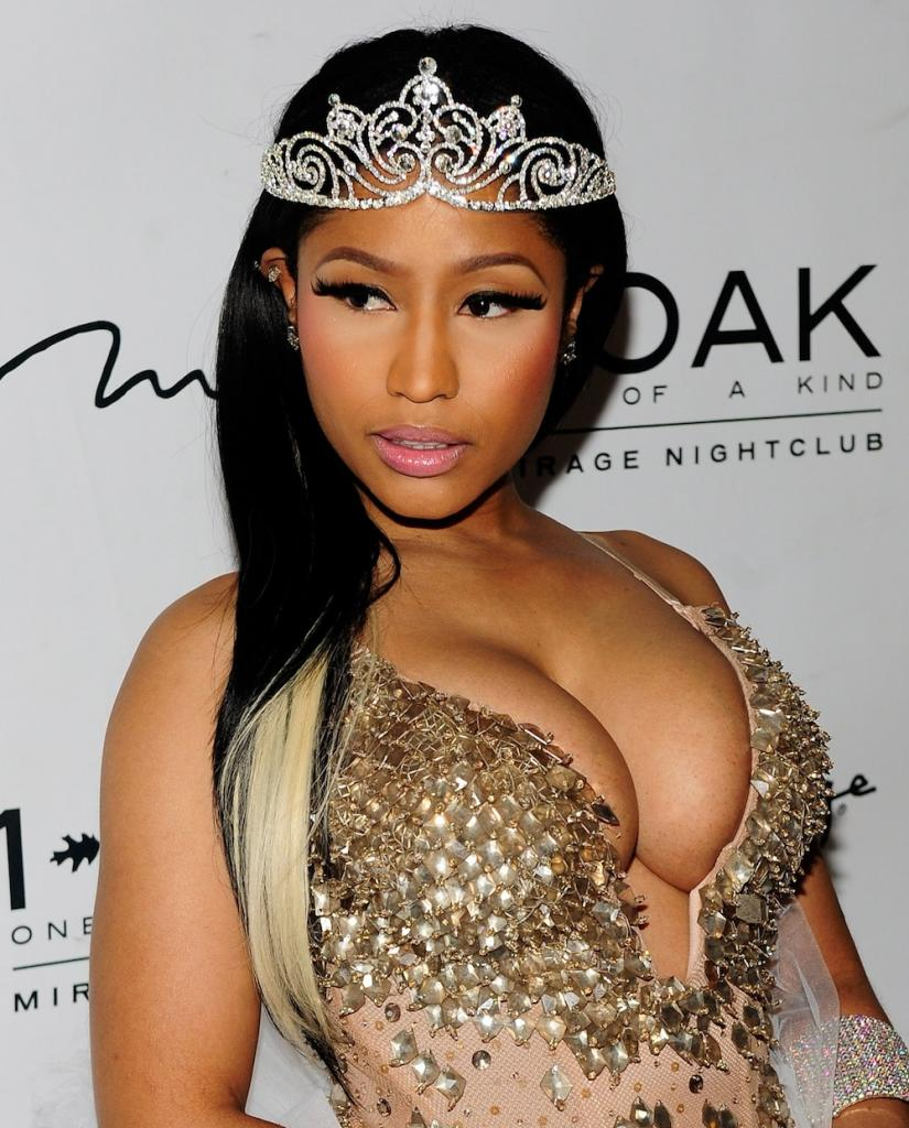 Nicki Minaj Slams Reports She Mocked A Disabled Person On Halloween