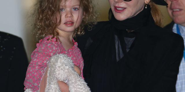 Nicole Kidman's Daughter Looks Just Like Her - Faith Kidman Urban