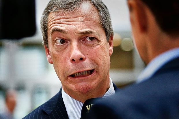 Nigel Farage Claims His Car Sabotaged In 'assassination Attempt
