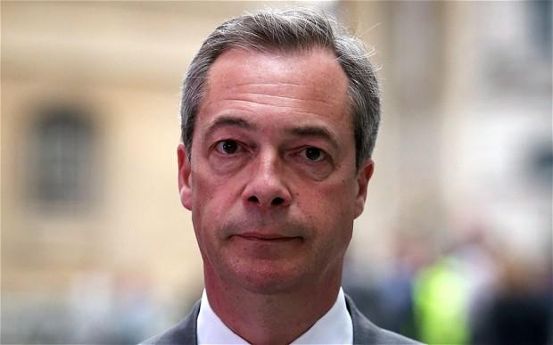Nigel Farage: EU Has Opened Doors To Migration Exodus Of Biblical