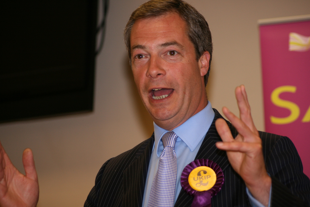 Nigel Farage - Wikipedia, The Free Encyclopedia