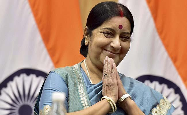 No Question, Only Thanks': Opposition Praise For Sushma Swaraj