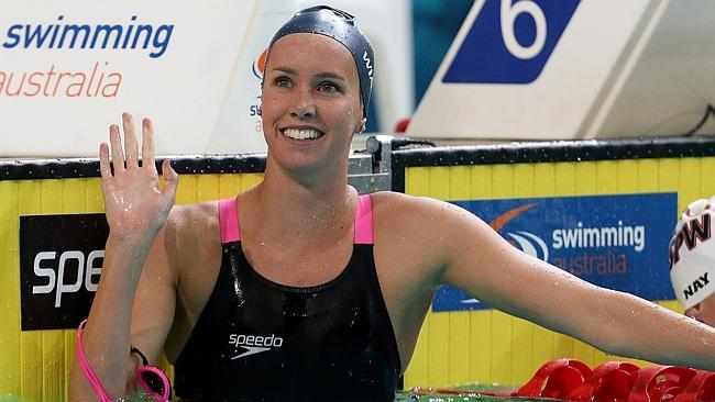 No Rest For Rookie Emma McKeon On Commonwealth Games' First Day