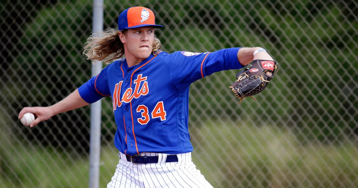 Noah Syndergaard And The Very Confident New York Mets - The New Yorker
