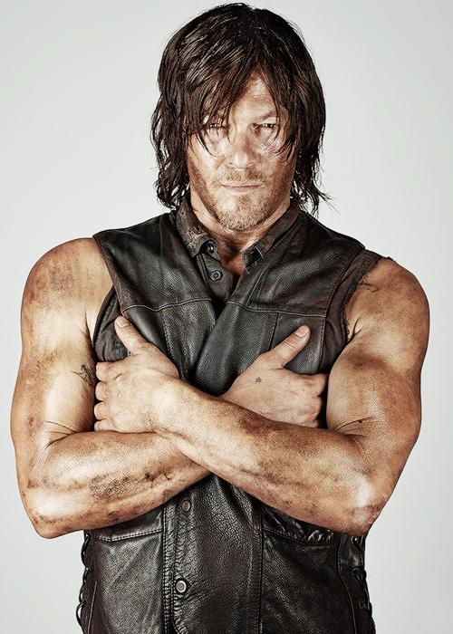 Norman Reedus Is Worried For Daryl