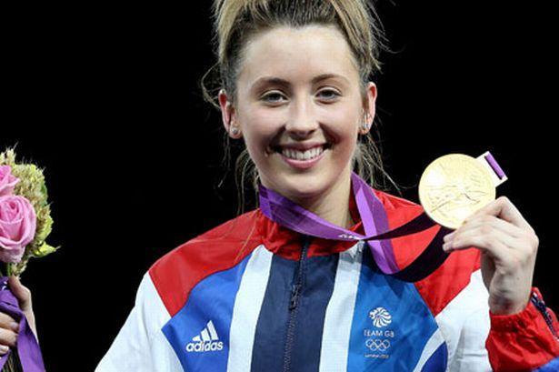 North Wales' Jade Jones Wins Taekwondo Olympic Gold Medal - Daily Post