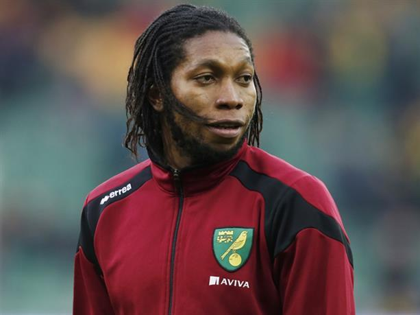 Norwich City Football Club Can Confirm Dieumerci Mbokani Was At