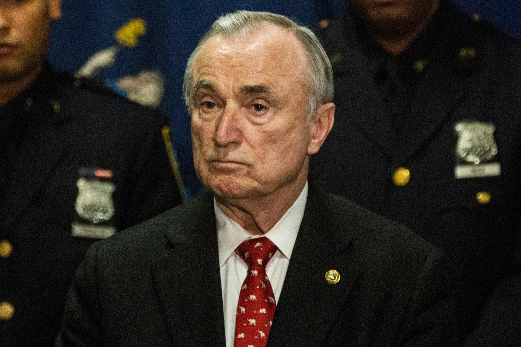 NYC Police Commissioner Bill Bratton Steps-Down