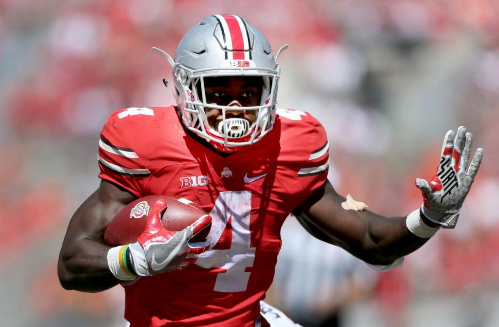 Ohio State's Curtis Samuel: What Does A 'true Hybrid' Look Like In