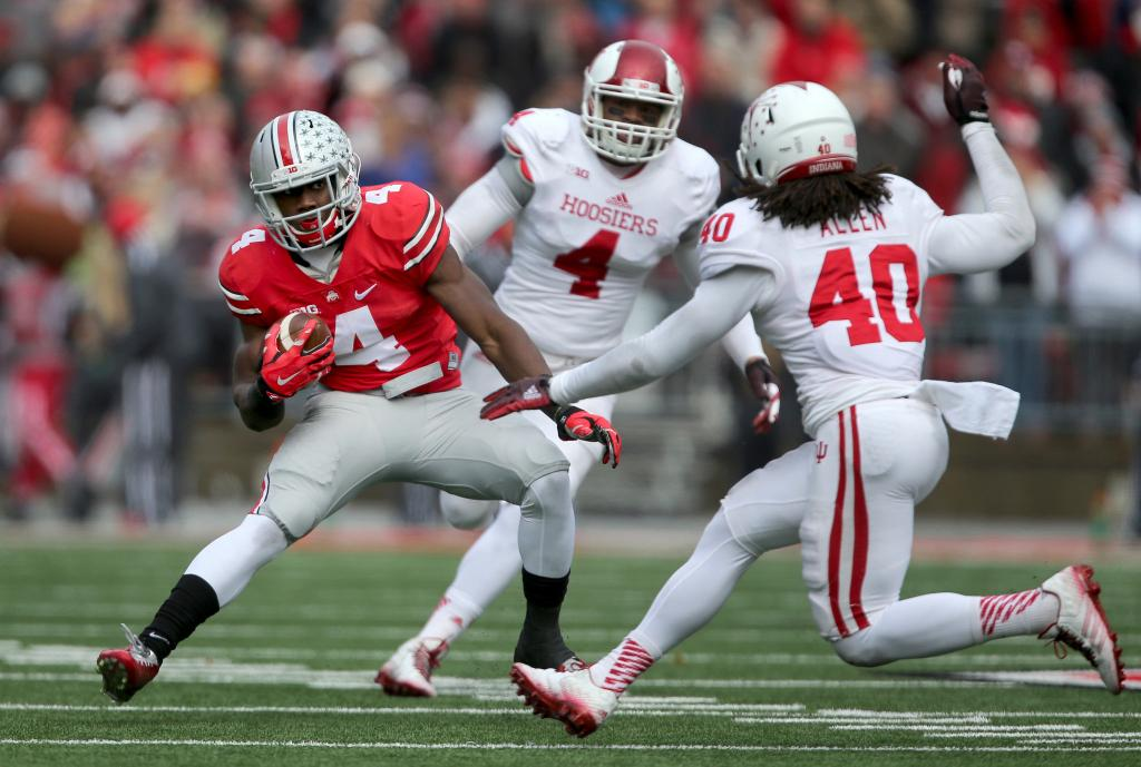 Ohio State Football: Explaining Why Buckeyes' RB Curtis Samuel Is