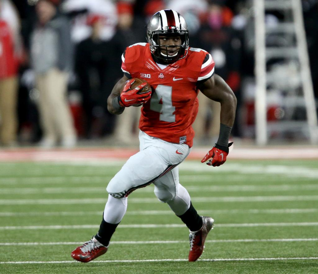 Ohio State Football RB Curtis Samuel's Immediate Impact Has Become
