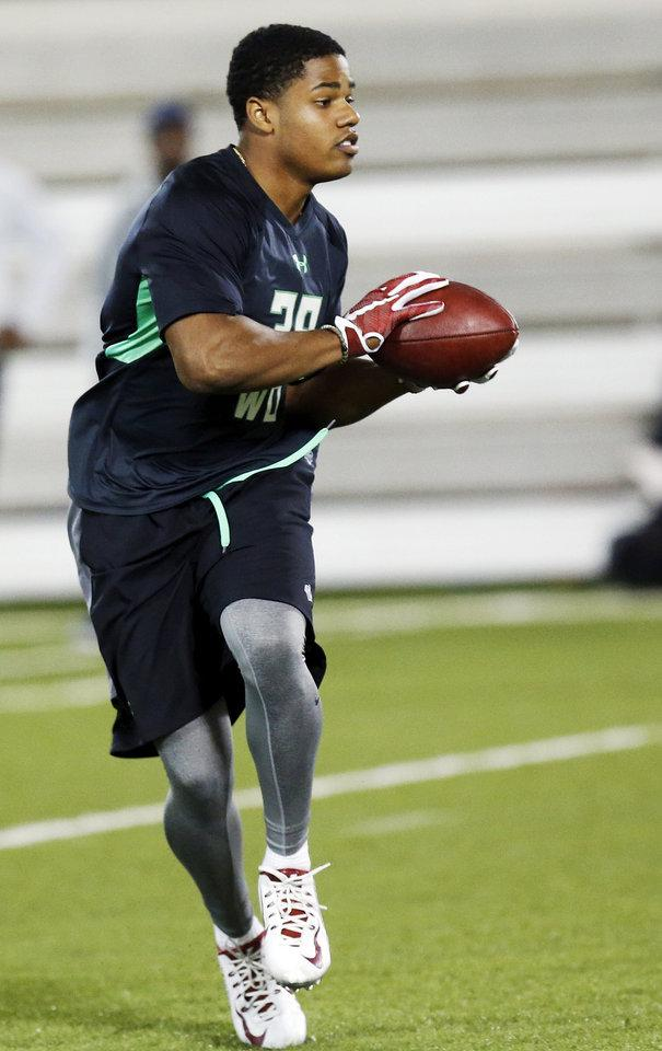 Oklahoma Football: Sterling Shepard Rapidly Rising Up NFL Draft