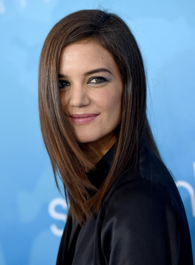 OnlyOnAOL: Why Katie Holmes Doesn't Have A 'glam Chair' - AOL