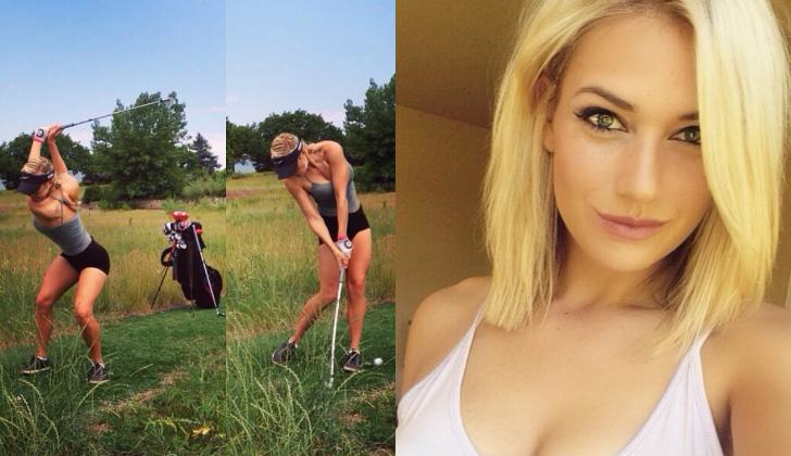 Paige Spiranac Inteview   Instagram   Hot Golfer