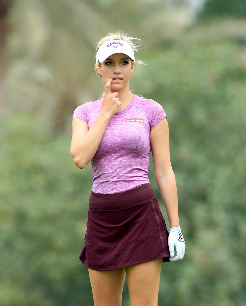 Paige Spiranac Makes Cut On Ladies European Tour - Golf Digest
