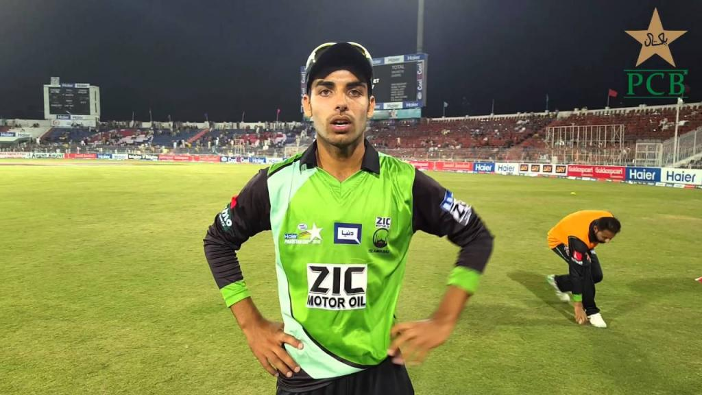Pakistan Cup 2016 - Exclusive Interview: Shadab Khan At Iqbal