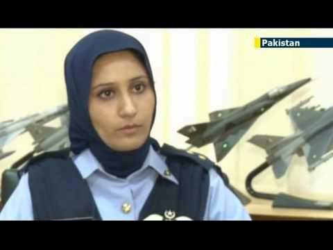 Pakistan's Only Female Fighter Pilot Speaks: Ayesha Farooq Has