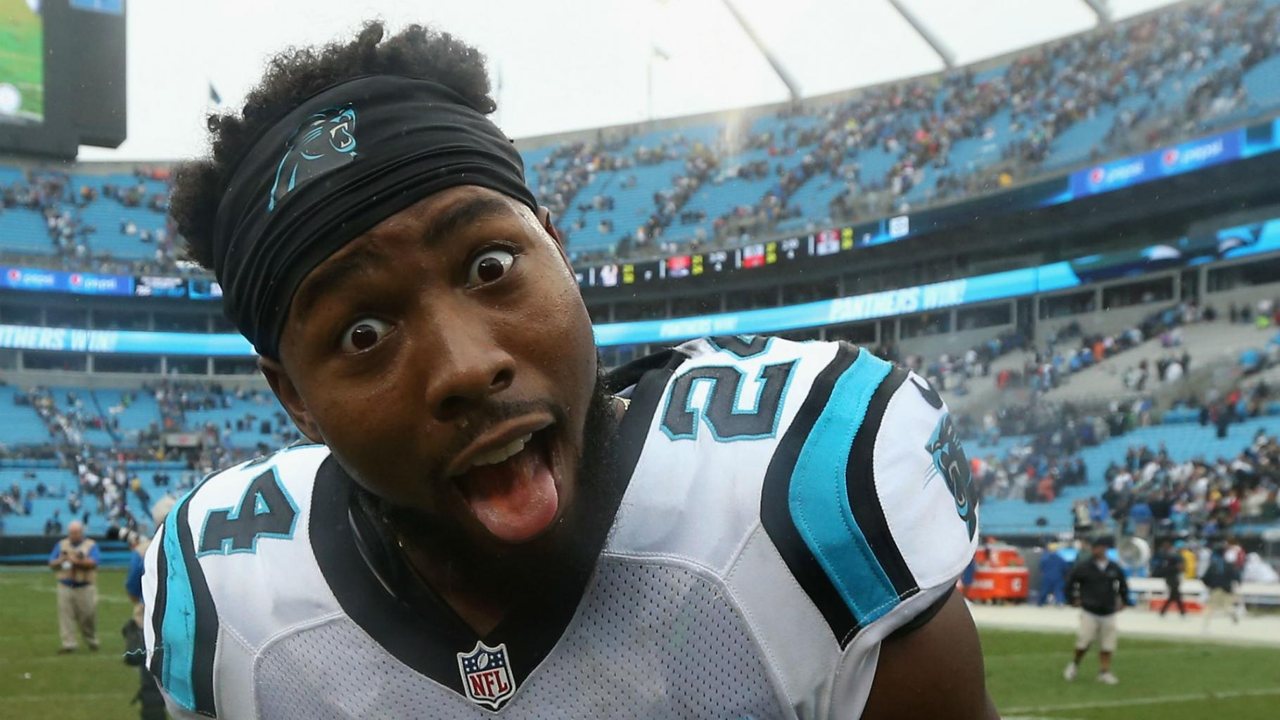 Panthers Cornerback Josh Norman Wanted To Be Bob Sanders, Plays Like