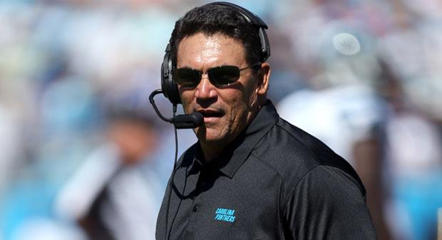 Panthers Extend Head Coach Ron Rivera