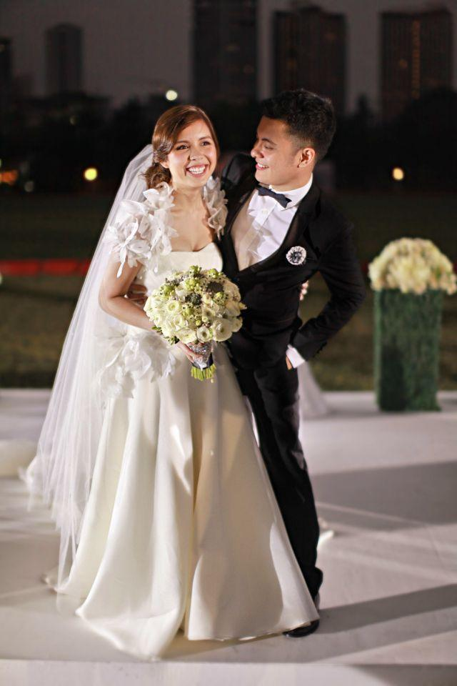 Paolo Valenciano And Samantha Godinez Weds