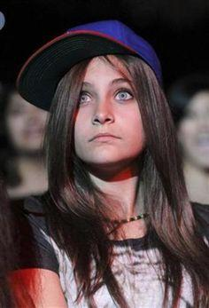 Paris Jackson On Pinterest   Paris, Michael Jackson And Michael O'keefe