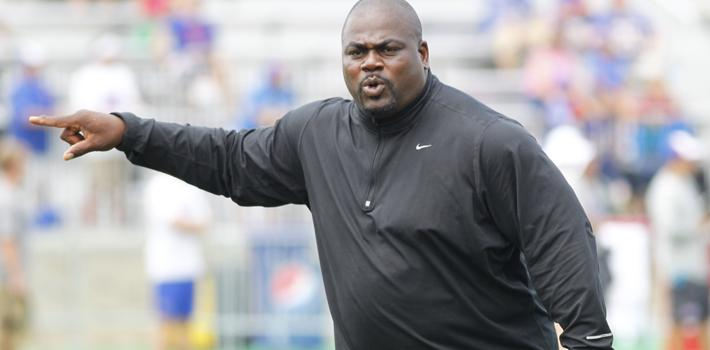 Pepper Johnson Returns To Jets As D-Line Coach