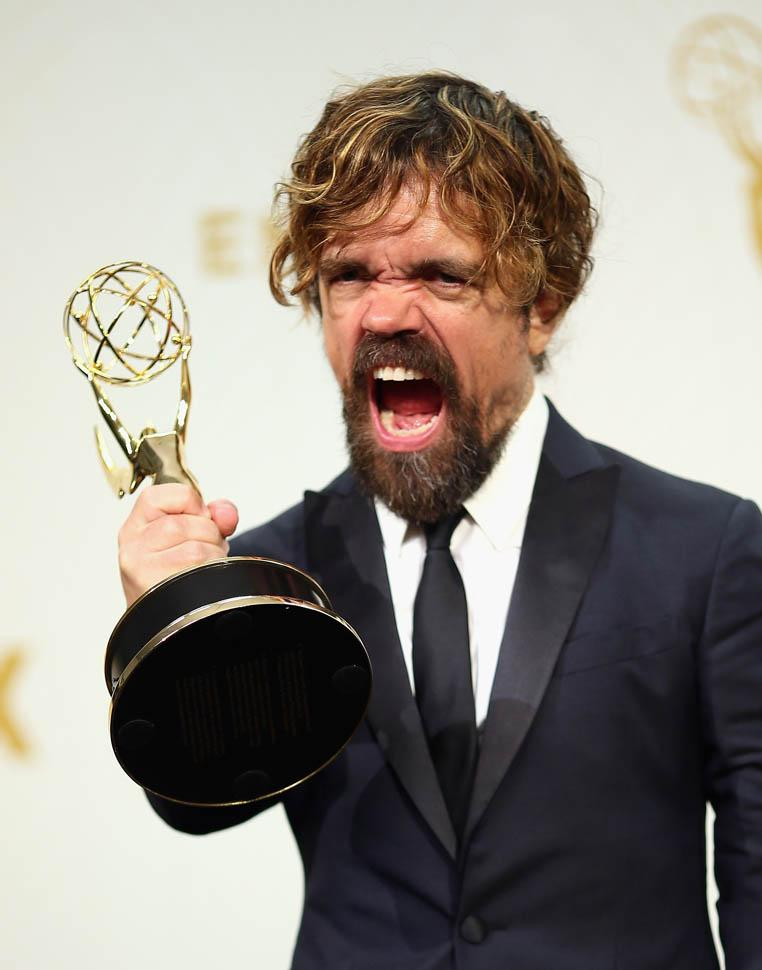 Peter Dinklage And The Cast Of Game Of Thrones At The 67th