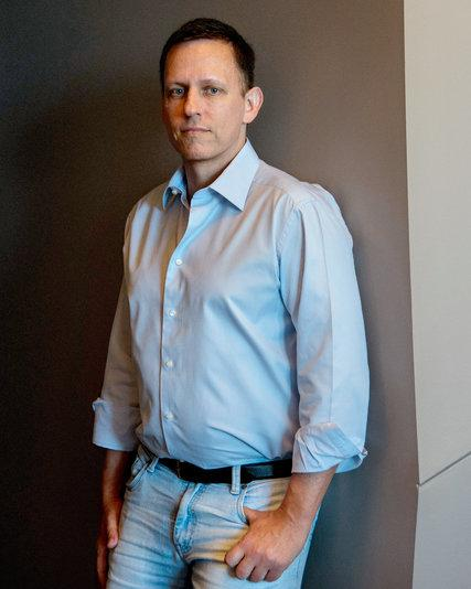 Peter Thiel, Tech Billionaire, Reveals Secret War With Gawker - The