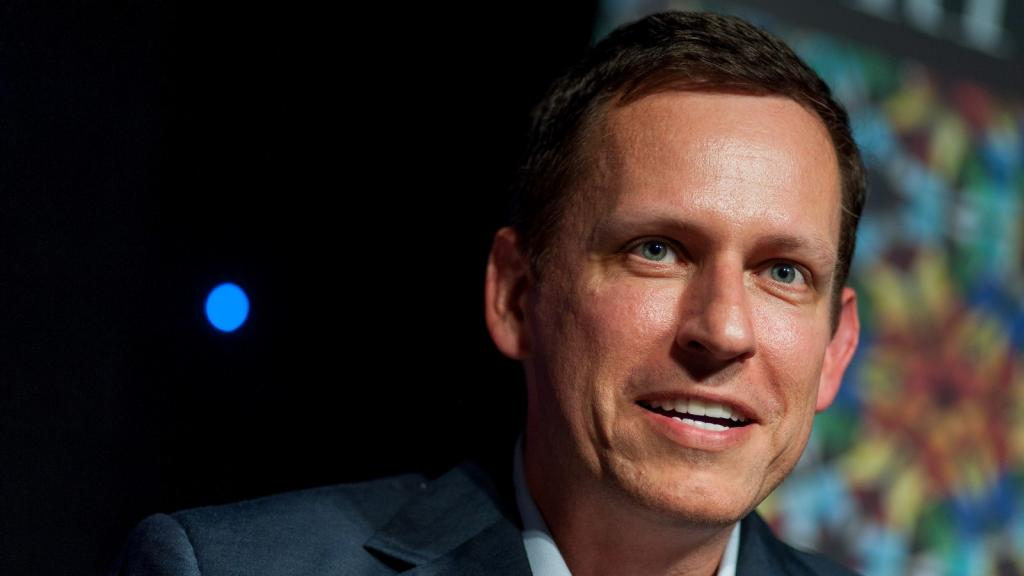 Peter Thiel Trashes Twitter: 'Lot Of Pot-Smoking Going On There'