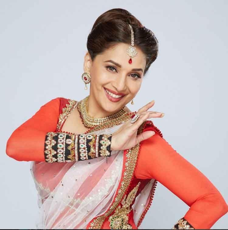 Photo Of The Day: Madhuri Dixit Looks Drop-dead Gorgeous In A Recent