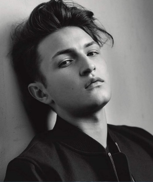 Photos: Gigi Hadid's Brother Anwar Hadid In L'Uomo Vogue