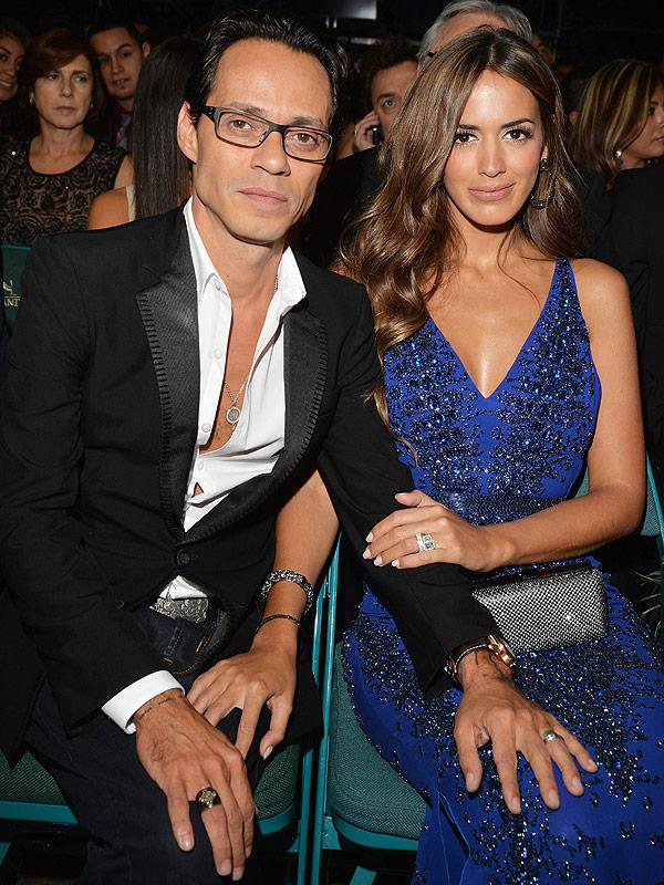 PHOTOS: Marc Anthony And Shannon De Lima Wedding Rings