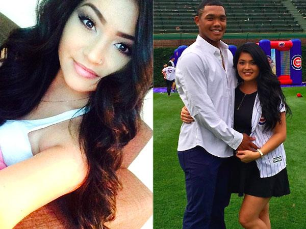 PHOTOS] Melisa Reidy Russell MLB Addison Russell's Asian Wife