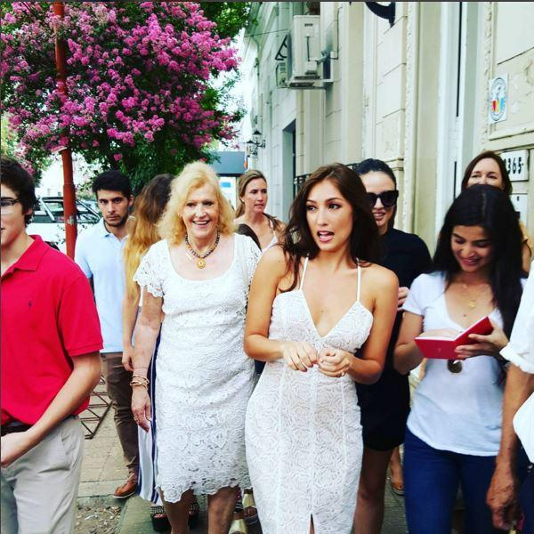 PHOTOS: Solenn Heussaff Marries Nico Bolzico In Argentina   The