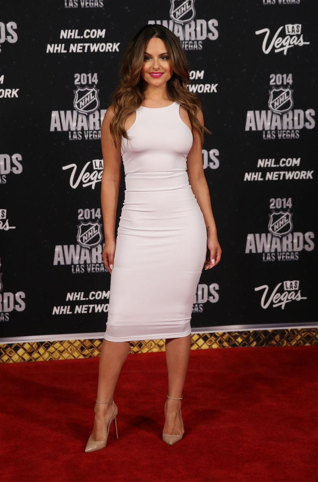 PIA TOSCANO At 2014 NHL Awards In Las Vegas - HawtCelebs - HawtCelebs