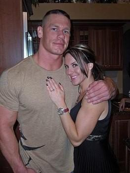 Pictures - John Cena And His Now Ex-wife Elizabeth