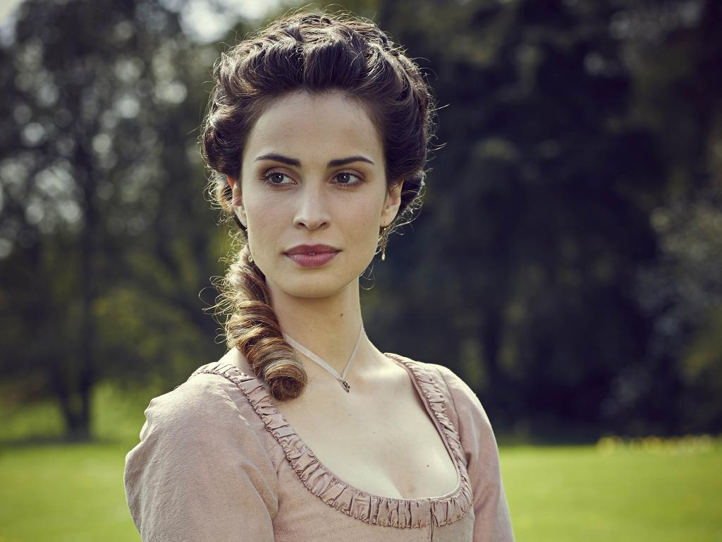Poldark Star Heida Reed Says Show Is Not That Racy: 'I Don't Think A